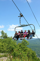 Hunter Mountain Skyride