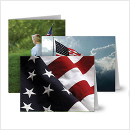 Flag Day note cards