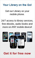 banner ad to promote your library's app
